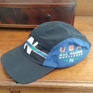 Nautica 5 panel hat